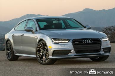 Insurance quote for Audi A7 in Buffalo