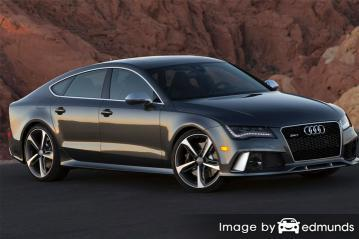 Insurance rates Audi RS7 in Buffalo