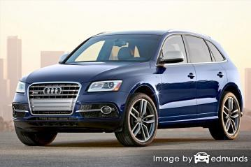 Insurance quote for Audi SQ5 in Buffalo