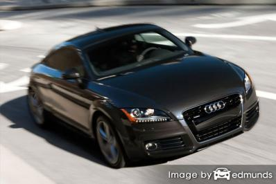 Insurance quote for Audi TT in Buffalo