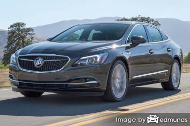 Insurance quote for Buick LaCrosse in Buffalo