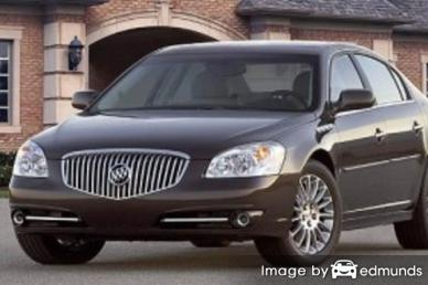 Insurance rates Buick Lucerne in Buffalo