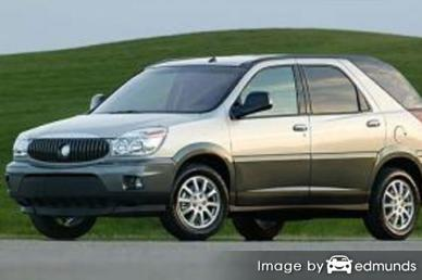 Insurance quote for Buick Rendezvous in Buffalo