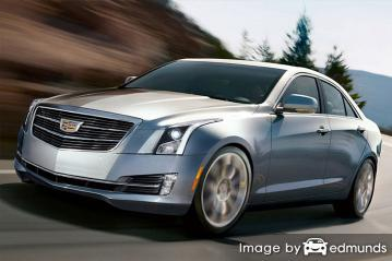 Insurance quote for Cadillac ATS in Buffalo