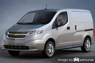 Insurance rates Chevy City Express in Buffalo