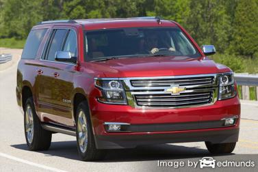 Insurance quote for Chevy Suburban in Buffalo