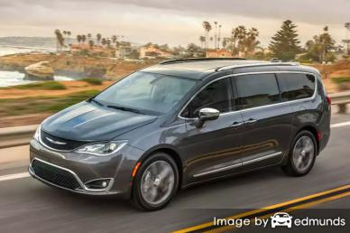 Insurance for Chrysler Pacifica