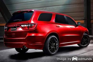 Insurance quote for Dodge Durango in Buffalo