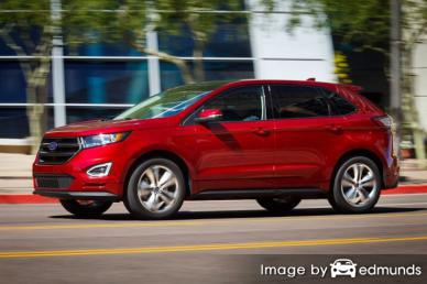 Insurance quote for Ford Edge in Buffalo
