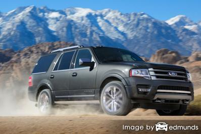 Insurance rates Ford Expedition in Buffalo