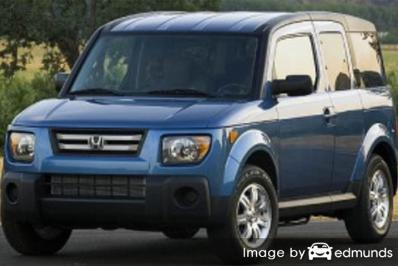 Insurance for Honda Element