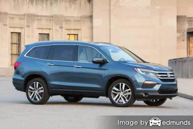 Insurance quote for Honda Pilot in Buffalo