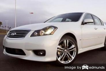 Insurance quote for Infiniti M45 in Buffalo