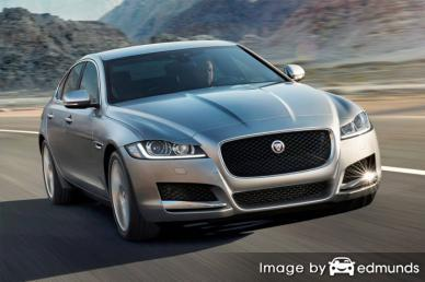 Insurance rates Jaguar XF in Buffalo