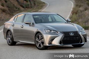 Insurance quote for Lexus GS 200t in Buffalo