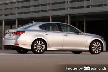Insurance quote for Lexus GS 450h in Buffalo