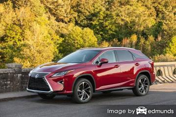 Insurance quote for Lexus RX 450h in Buffalo