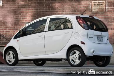 Insurance rates Mitsubishi i-MiEV in Buffalo