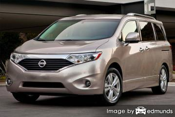 Insurance quote for Nissan Quest in Buffalo