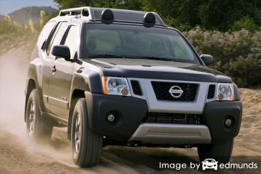 Insurance quote for Nissan Xterra in Buffalo