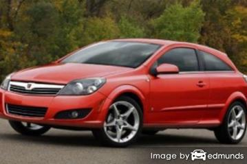 Insurance rates Saturn Astra in Buffalo