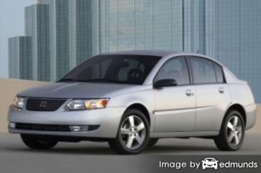 Insurance quote for Saturn Ion in Buffalo