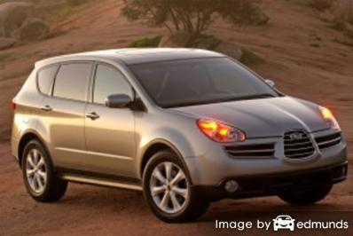 Insurance quote for Subaru B9 Tribeca in Buffalo