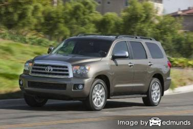 Insurance quote for Toyota Sequoia in Buffalo