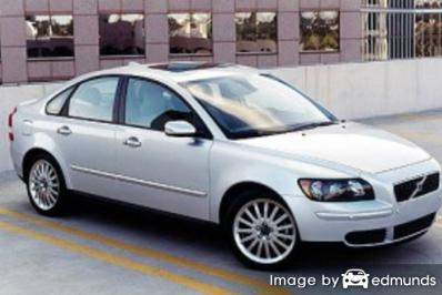 Insurance quote for Volvo S40 in Buffalo