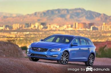 Insurance quote for Volvo V60 in Buffalo